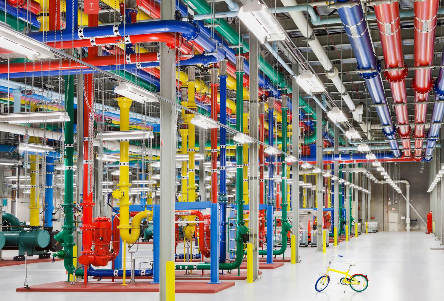 google-server-cooling