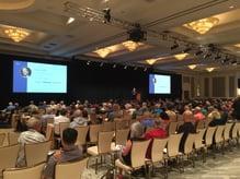 Brad Deflin speaking TWS 2018 Las Vegas
