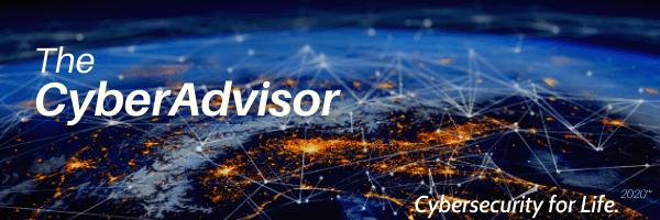 CyberAdvisor banner May 2020