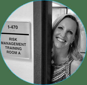 DK Diane Risk Management bw circle blu