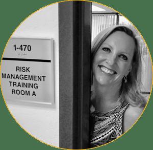 DK Diane Risk Management bw circle och