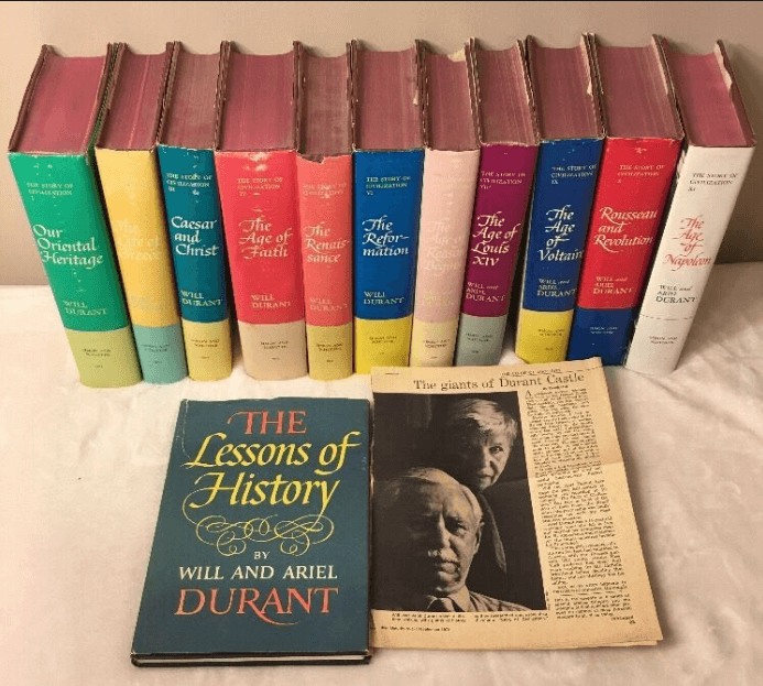 Durants and Story of Civilization