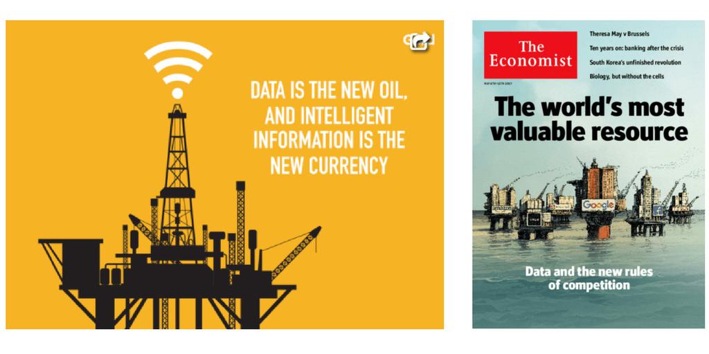 Gerd Leonard and Economist Data is New Oil