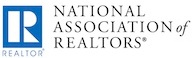 logo for the National Association if Realtors.