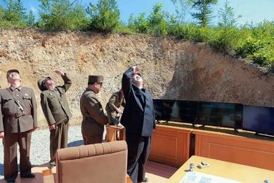 North Korean leaders in cybercrime