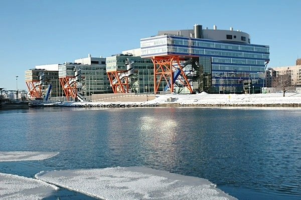 F-Secure Headquarters and Operations Center, Helsinki Finland