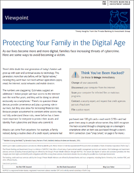 "Cover of ""Protecting Your Family in the Digital Age"""