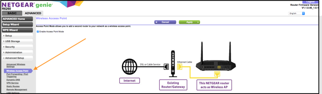 Managed Network Security appliance installation
