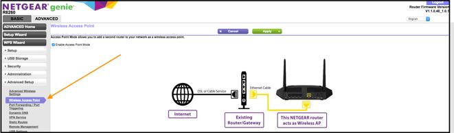 NETGEAR genie control panel http-www.routerlogin.net-2
