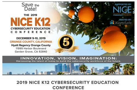 NICE K12 banner