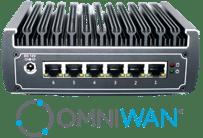 OBR back ports transparent OmniWAN logo