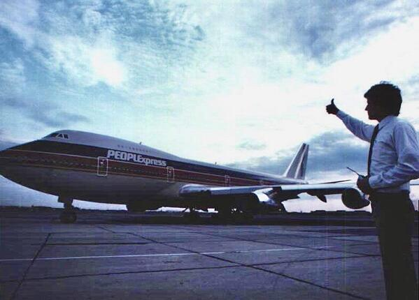 747 People Express Brad Deflin EWR