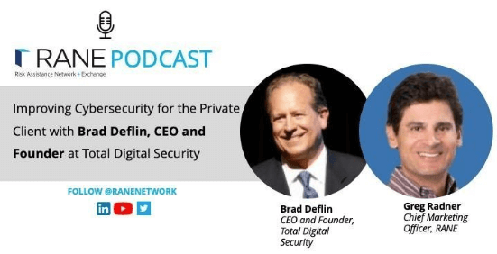 RANE pdcast Brad Deflin Cybersecurity for the Private Client