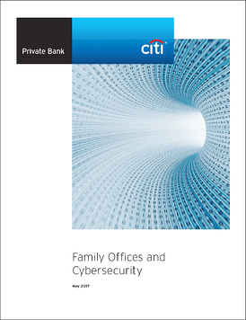 Family Office and Cybersecurity white paper Citi and Brad Deflin