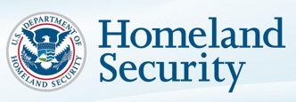 DHS Department Homeland Security logo