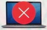 Screenshot f-sec red x