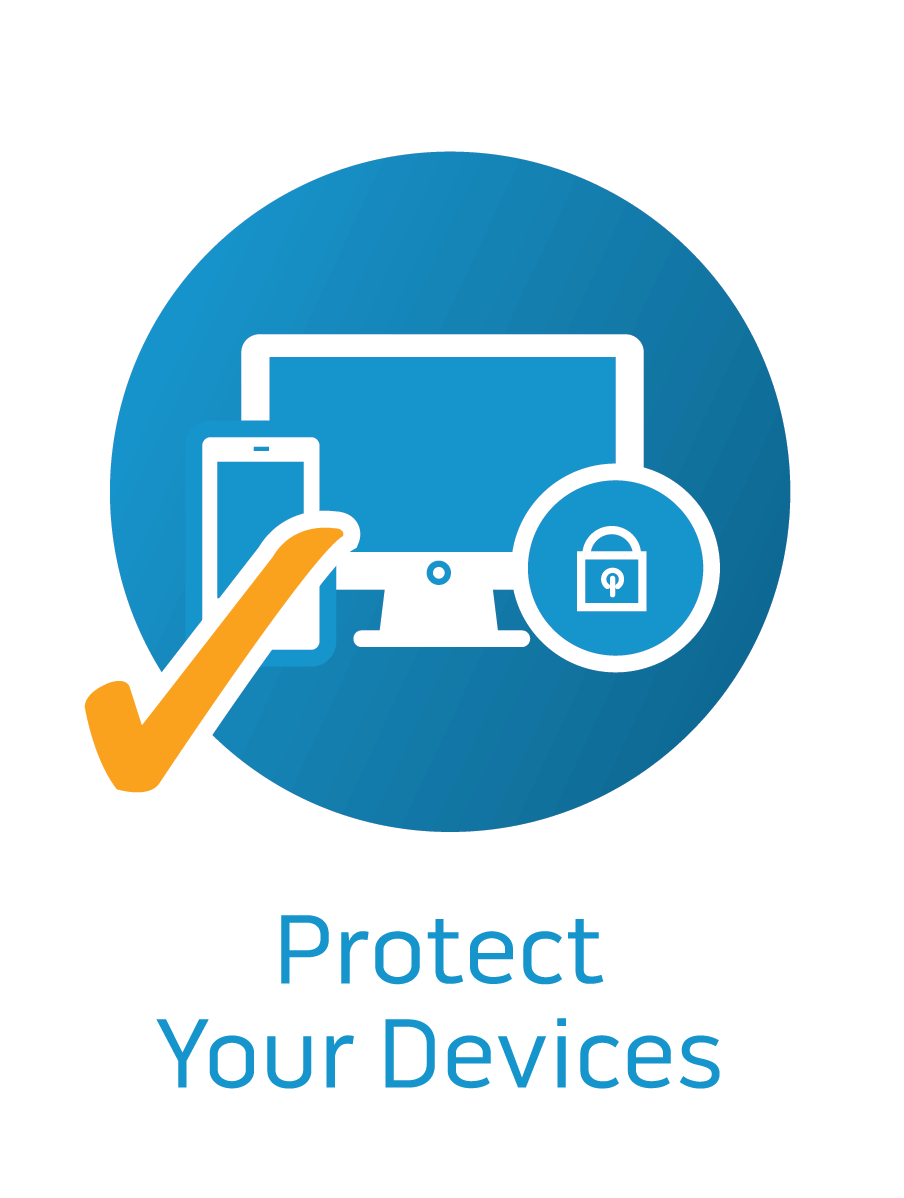 icon for Total Digital Security device protection.