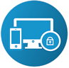 Total Digital Security Product icon Device Protection