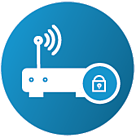 Total Digital Security Product Managed Network Security support icon