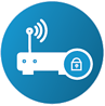 Total Digital Security Product icon Managed Network Security