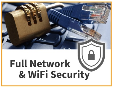 Full Network and WiFi Security