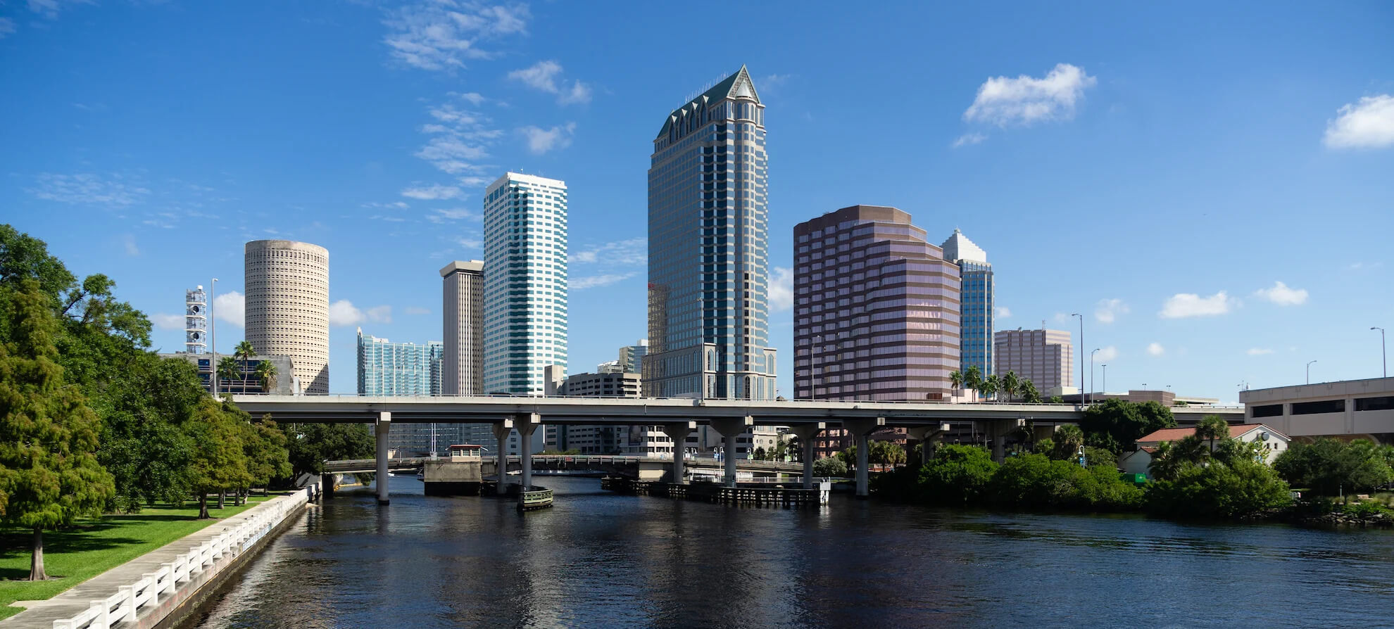Tampa FL skyline copy