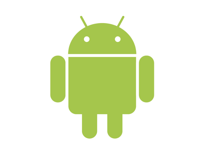 green Android icon
