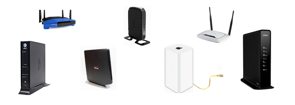 popular internet routers cybersecurity