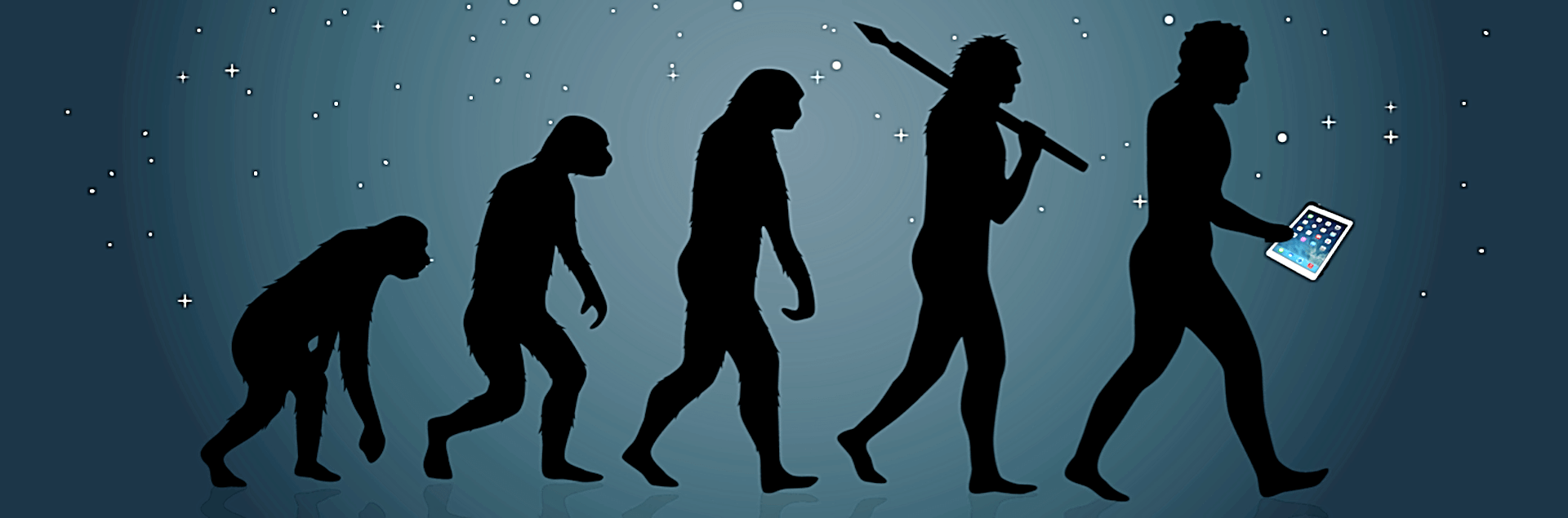 Digital Darwin evolution wipad wide banner -859409-edited