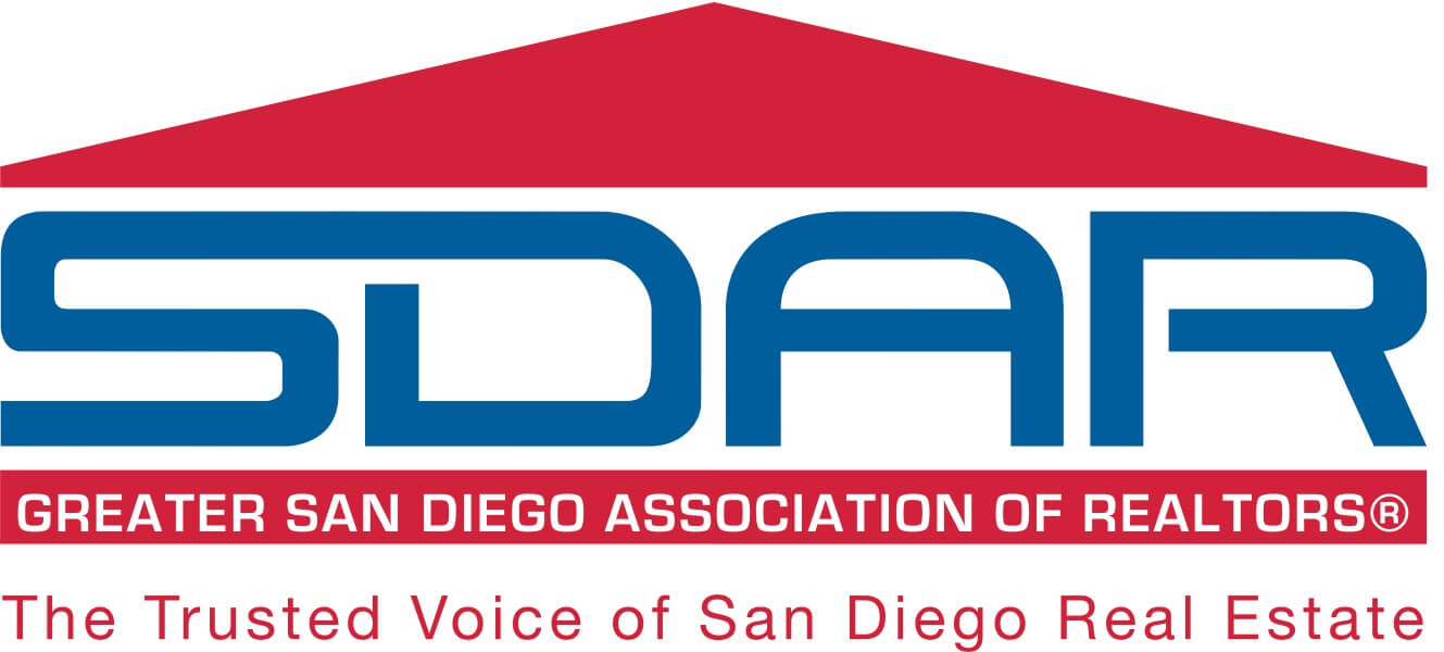 SDAR logo for Sand Diego