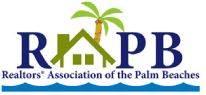 logo for the Realtors Assoc of Palm Beaches
