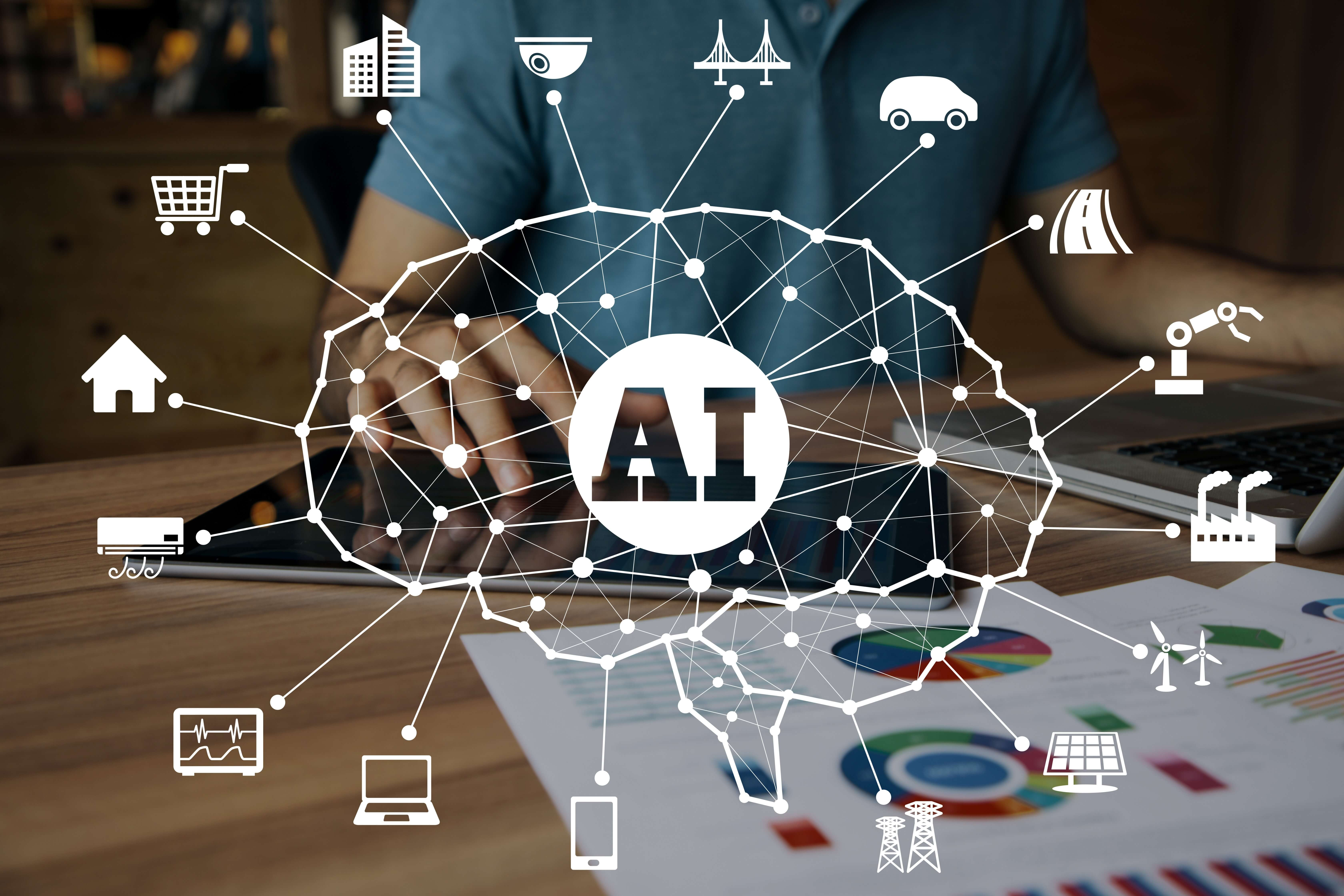 Artificial Intelligence is Enhancing Cybersecurity for Life.