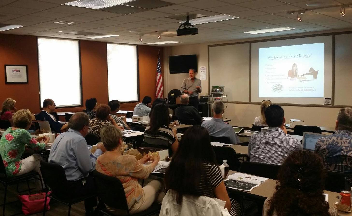 Speaking, Training, and Workshops for Real Estate Sales Professionals.