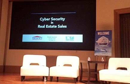 Training for Cyber Security in Real Estate Sales.