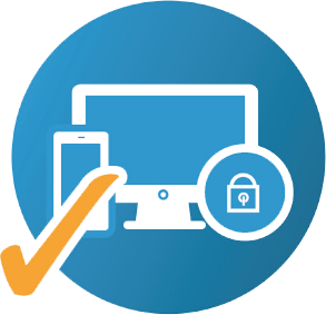 icon for device protection service