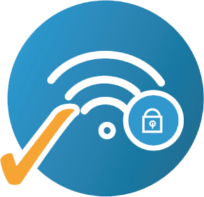 icon logo for personal VPN service