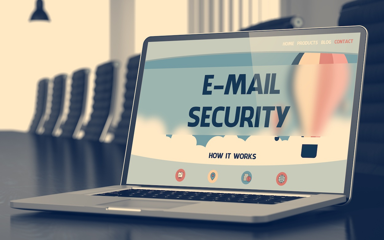 The Best Private Email Account Service, from Total Digital Security