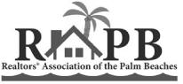 Realtors Association of the Palm Beaches logo