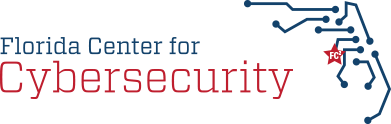 banner for the florida center for cybersecurity